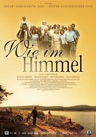 "Movie poster for ""Så som i Himmelen"""