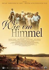 """Filmplakat für """"Wie im Himmel"""""""