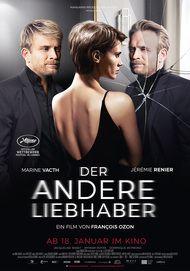 """Filmplakat für """"Der andere Liebhaber"""""""