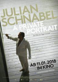 "Filmplakat für ""Julian Schnabel: A Private Portrait"""