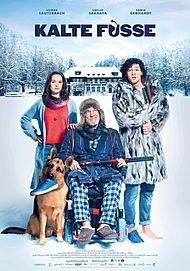 """Filmplakat für """"Kalte Füße"""""""