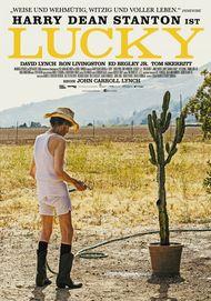 """Filmplakat für """"LUCKY"""""""
