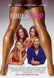 """Filmplakat für """"GIRLS TRIP"""""""