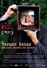 """Filmplakat für """"Werner Nekes – Das Leben zwischen den Bildern"""""""