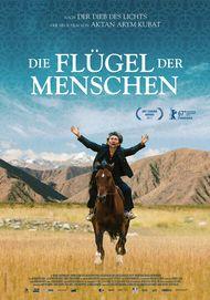 """Filmplakat für """"Die Flügel der Menschen"""""""