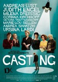"""Filmplakat für """"CASTING"""""""