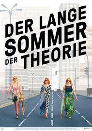 """Filmplakat für """"Der lange Sommer der Theorie"""""""