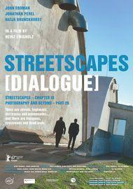 """Filmplakat für """"Streetscapes"""""""