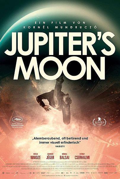 """Filmplakat für """"Jupiter's Moon"""""""