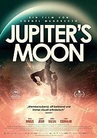 "Movie poster for ""Jupiter's Moon"""