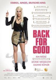 """Filmplakat für """"Back for Good"""""""