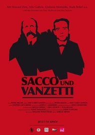 """Filmplakat für """"Sacco & Vanzetti"""""""