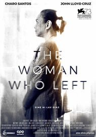 "Filmplakat für ""The Woman Who Left"""