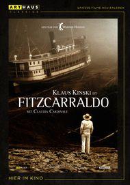 """Filmplakat für """"Fitzcarraldo"""""""
