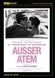 """Filmplakat für """"AUSSER ATEM"""""""
