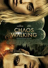 """Filmplakat für """"CHAOS WALKING: THE KNIFE OF NEVER LETTING GO"""""""
