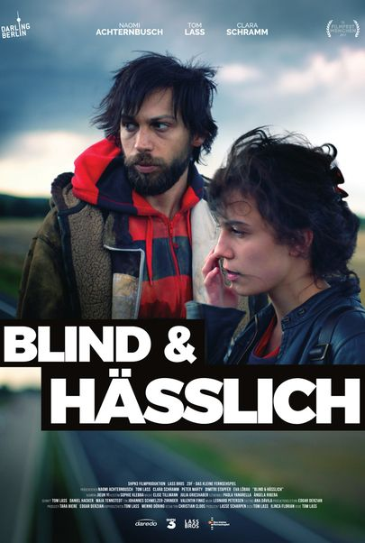"Movie poster for ""Blind & Hässlich"""