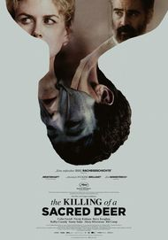 "Filmplakat für ""THE KILLING OF A SACRED DEER"""