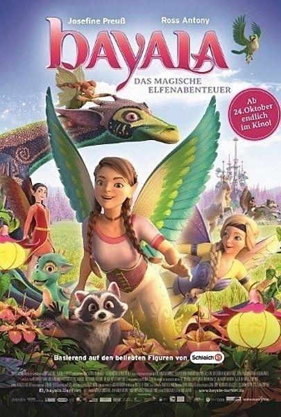 """Filmplakat für """"BAYALA - DAS MAGISCHE ELFENABENTEUER"""""""