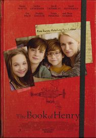 "Filmplakat für ""THE BOOK OF HENRY"""