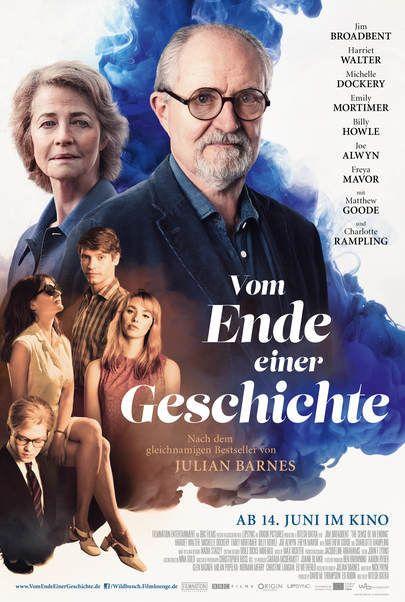 """Filmplakat für """"Vom Ende einer Geschichte"""""""