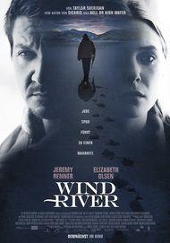"""Filmplakat für """"Wind river"""""""