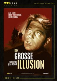 "Movie poster for ""THE GRAND ILLUSION"""