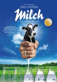 "Movie poster for ""Das System Milch"""