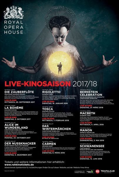 "Filmplakat für ""Royal Opera House 2017/18"""