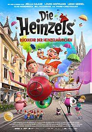 """Filmplakat für """"Die Heinzels - Rückkehr der Heinzelmännchen"""""""