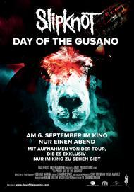 "Filmplakat für ""SLIPKNOT: DAY OF THE GUSANO"""