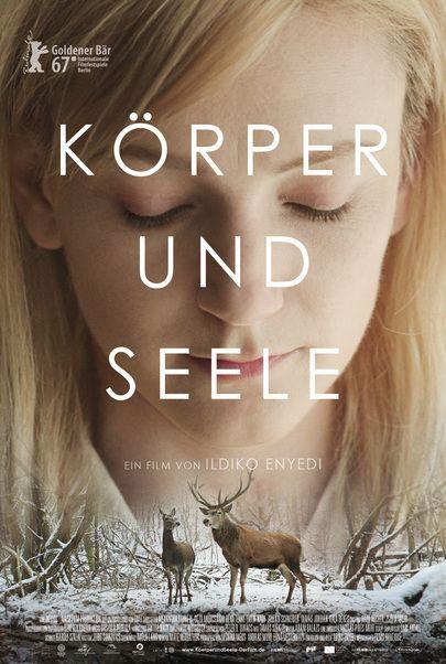 """Filmplakat für """"Körper und Seele"""""""