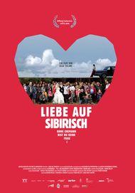 """Filmplakat für """"Liebe auf Sibirisch - Ohne Ehemann bist du keine Frau!"""""""