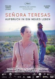 """Filmplakat für """"Senora Teresas Aufbruch in ein neues Leben"""""""