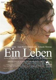 """Filmplakat für """"Ein Leben"""""""