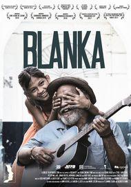 "Movie poster for ""Blanka"""