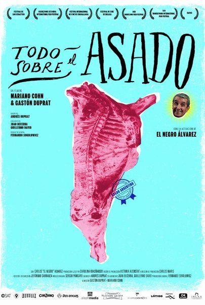 """Filmplakat für """"Asado, mein Lieblingsgericht aus Argentinien"""""""
