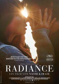 """Filmplakat für """"Radiance"""""""