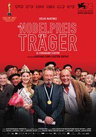 """Filmplakat für """"Der Nobelpreisträger"""""""