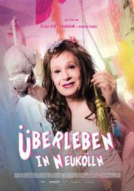 """Filmplakat für """"Überleben in Neukölln"""""""