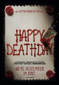 "Filmplakat für ""HAPPY DEATH DAY"""