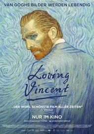 """Filmplakat für """"LOVING VINCENT"""""""