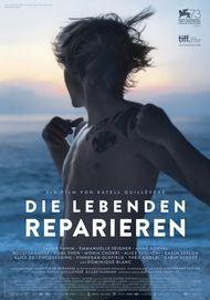 """Filmplakat für """"Die Lebenden reparieren"""""""