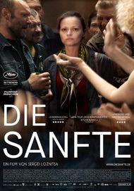 """Filmplakat für """"Die Sanfte"""""""
