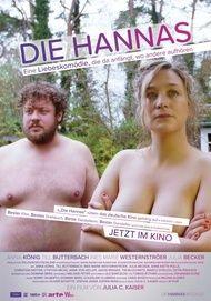 """Filmplakat für """"DIE HANNAS"""""""