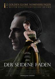 """Filmplakat für """"Der seidene Faden"""""""