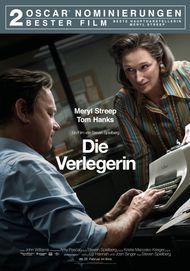 """Filmplakat für """"Die Verlegerin"""""""