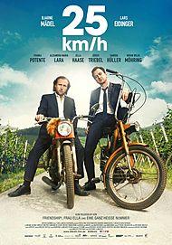 """Filmplakat für """"25 km/h"""""""