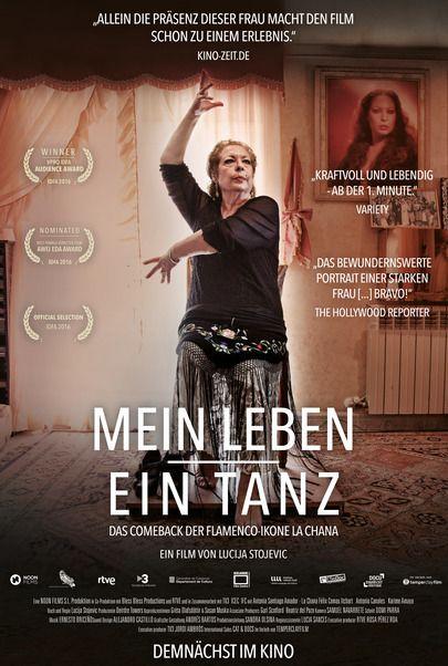 """Filmplakat für """"Mein Leben - Ein Tanz"""""""