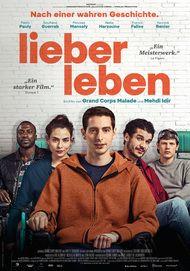 """Filmplakat für """"Lieber Leben"""""""